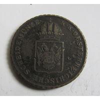 1 крейцер 1816