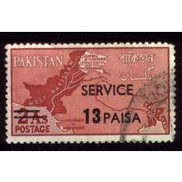 1 марка 1961 год Пакистан 74