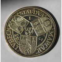 Люнебург, Венденталер (1541) 1975 Серебро (2)