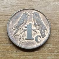ЮАР 1 цент 1996_РАСОДАПРЖА КОЛЛЕКЦИИ