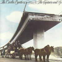 The Doobie Brothers - The Captain And Me (1973, фирменный Audio CD)