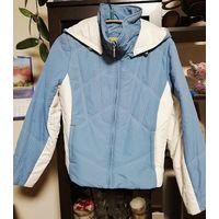 Куртка девичья осенняя, р-р 44, новая, очень дешево