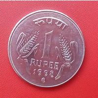65-23 Индия, 1 рупия 1998 г.