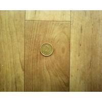 2 стотинки 2000 Болгария КМ# 238 латунь-(магнит)