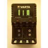 Зарядное VARTA для аккумуляторов АА-ААА-Крона