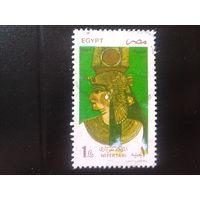 Египет 1997 королева Нефертити