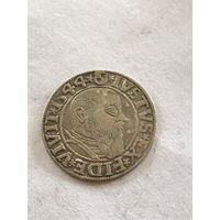 Пруссия, грош 1544
