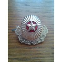 Кокарда ВС Беларуси, офицерская