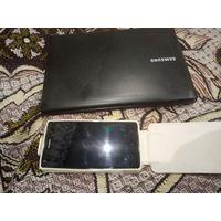 Ноутбук Samsung модель NP N100 и мобильный телефон huavey