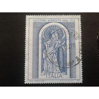 Италия 1976 скульптура в соборе