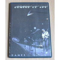 Camel - Coming Of Age (1998, DVD-5)