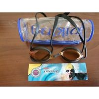 Очки для плавания VIKING (100% UV и ANTI FOG) немного бу