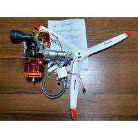 Авиамодельный Двигатель 3W110i-B2-CS