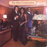 LP The Hues Corporation - Your Place Or Mine (Funk / Soul,USA, 1978)