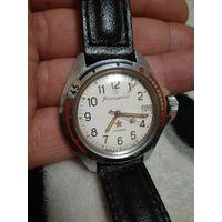 Часы командирские, заказ мо СССР,не с рубля