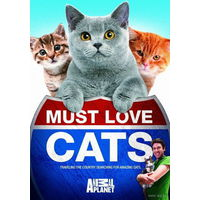 Кошек не любить нельзя / Must Love Cats. Проект телеканала Animal Planet. 1.2 сезоны (12 выпусков) Скриншоты внутри