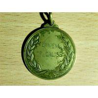 Медаль. Италия. Гандболл. 1992