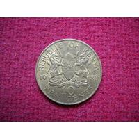Кения 10 центов 1980 г.