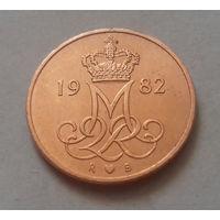 5 эре, Дания 1982 г.