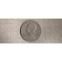 Реюньон 100 франков 1964(Xt)
