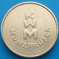 Парковочный жетон-KWM