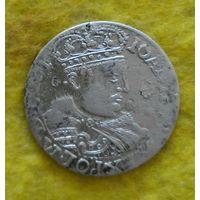 6 грошей 1682 г Редкая Сохран