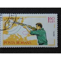 Румыния 1965г.  Спорт.