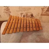 Ксилофон Детский музыкальный инструмент