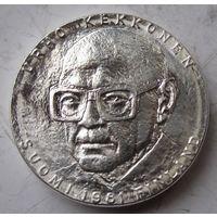 Финляндия, 50 марок, 1981, серебро