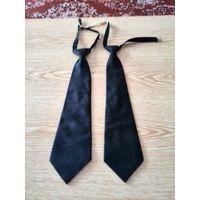 Два форменных офицерских галстука СССР