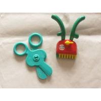 Игрушечные принадлежности для десткого парикмахера