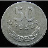 Польша 50 грошей 1971