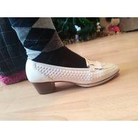 Туфли макасины р. 37
