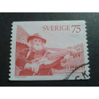 Швеция 1975 музыкант