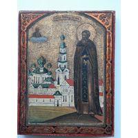 Икона Святой Преподобный Геннадий
