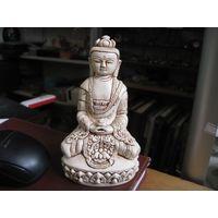 Будда, гипсокерамика, 12 см.
