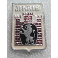 Значок. Львов. Украинский значок #0195