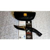 Нож Spyderco BREND/PIRELA MAMBA
