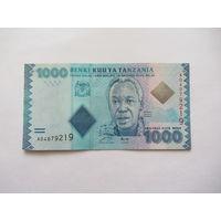 Танзания, 1000