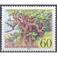 Германия 1988 флора