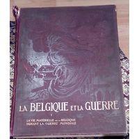 Бельгия и войны 1914-18 том 1
