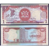 Тринидад и Тобаго 1 доллар 2006 из пачки