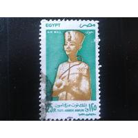 Египет 1998 фараон Тутанхамон