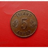44-22 Исландия, 5 эйре 1946 г.
