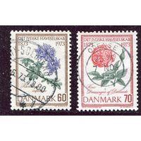 Дания. 100 лет даптского ботанического сада