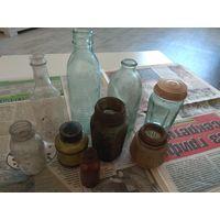 Советские бутылочки