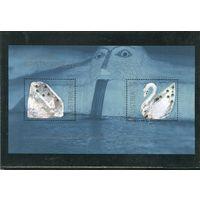 Австрия. Криссталические миры Swarovski. Музей кристаллов, блок с камешками