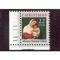 США. Рождество 1987 *