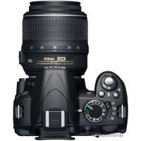 Цифровой фотоаппарат Nikon D3100    18-55mm 1:3.5-56GII ED