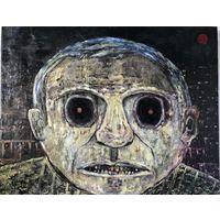 Каталожная работа Алексея Жданова (Мутант Семенов) 1999г